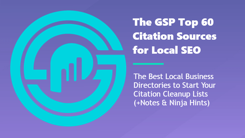 Top 60 Citation Sources for Local SEO (Business Directories That Matter)